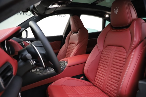 New 2021 Maserati Levante GTS for sale $140,585 at Bentley Greenwich in Greenwich CT 06830 15