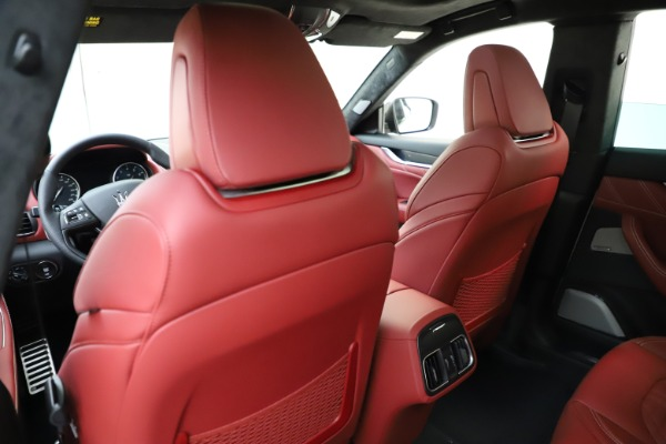New 2021 Maserati Levante GTS for sale $140,585 at Bentley Greenwich in Greenwich CT 06830 20