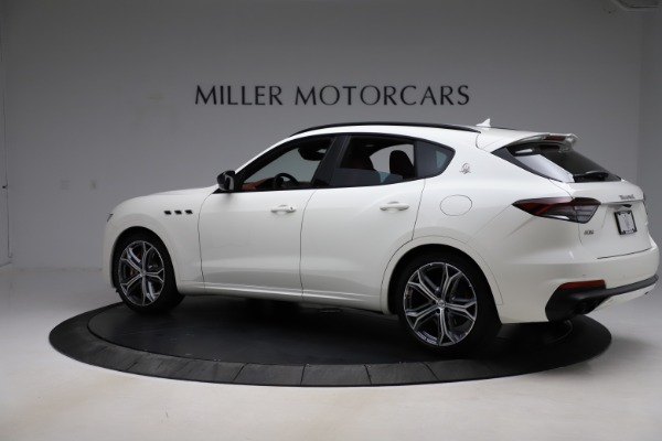 New 2021 Maserati Levante GTS for sale $140,585 at Bentley Greenwich in Greenwich CT 06830 4