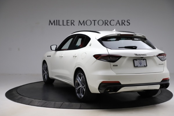 New 2021 Maserati Levante GTS for sale $140,585 at Bentley Greenwich in Greenwich CT 06830 5