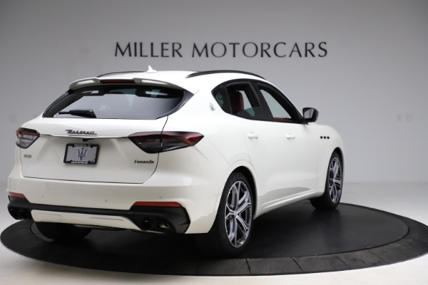 New 2021 Maserati Levante GTS for sale $140,585 at Bentley Greenwich in Greenwich CT 06830 7