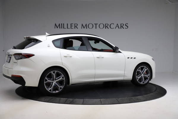 New 2021 Maserati Levante GTS for sale $140,585 at Bentley Greenwich in Greenwich CT 06830 8