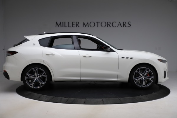New 2021 Maserati Levante GTS for sale $140,585 at Bentley Greenwich in Greenwich CT 06830 9