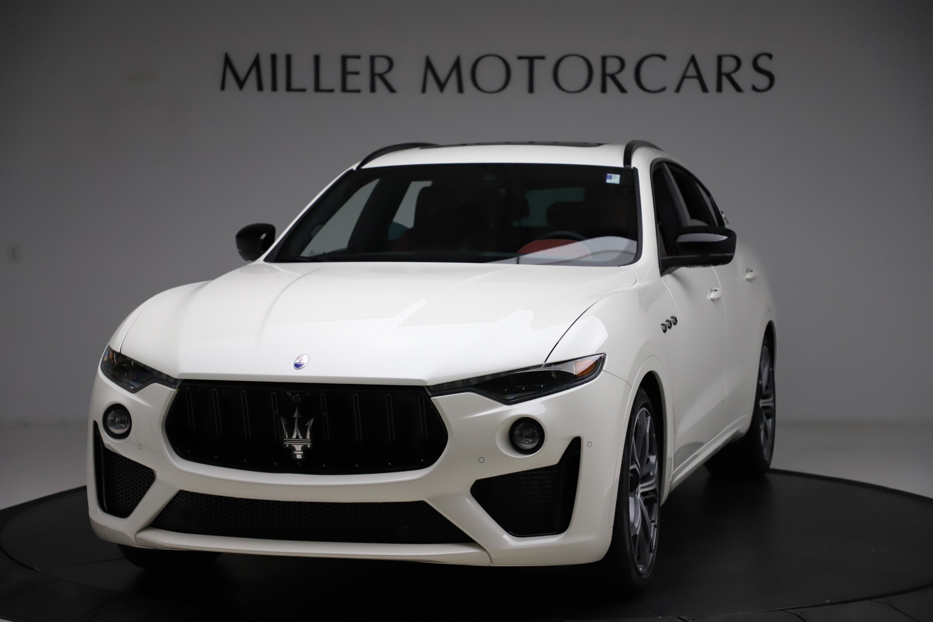 New 2021 Maserati Levante GTS for sale $140,585 at Bentley Greenwich in Greenwich CT 06830 1