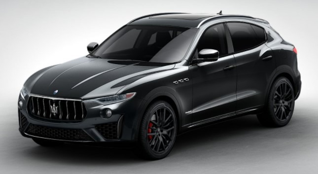 New 2021 Maserati Levante S Q4 GranSport for sale $106,935 at Bentley Greenwich in Greenwich CT 06830 1
