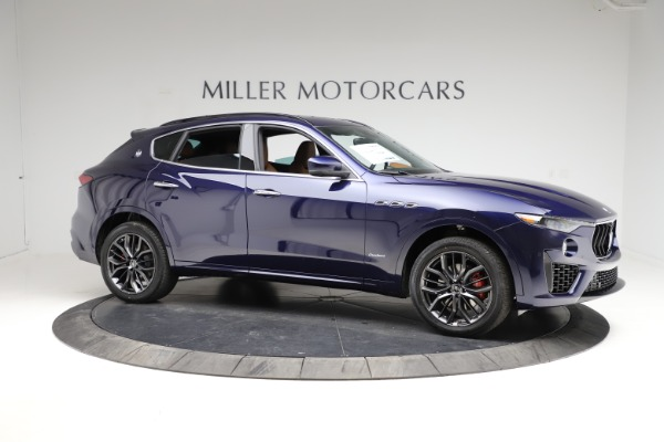 New 2021 Maserati Levante Q4 GranSport for sale Sold at Bentley Greenwich in Greenwich CT 06830 10