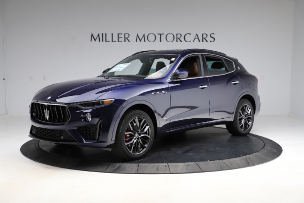 New 2021 Maserati Levante Q4 GranSport for sale $87,985 at Bentley Greenwich in Greenwich CT 06830 2