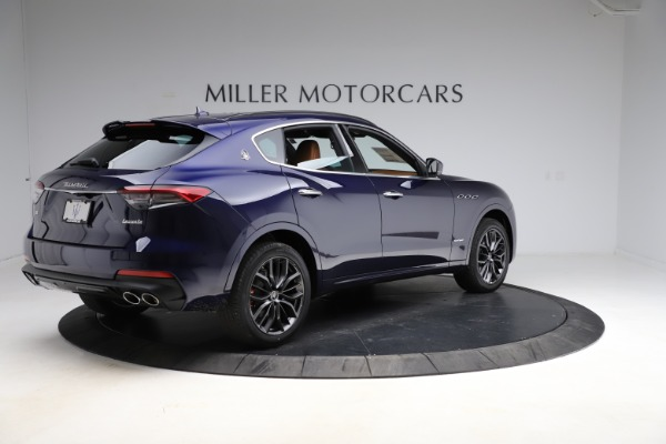New 2021 Maserati Levante Q4 GranSport for sale Sold at Bentley Greenwich in Greenwich CT 06830 7