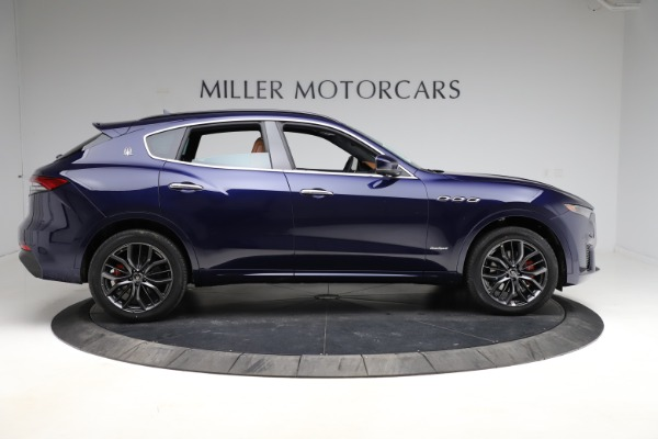 New 2021 Maserati Levante Q4 GranSport for sale Sold at Bentley Greenwich in Greenwich CT 06830 9
