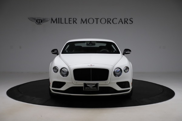 Used 2017 Bentley Continental GT V8 S for sale $144,900 at Bentley Greenwich in Greenwich CT 06830 12