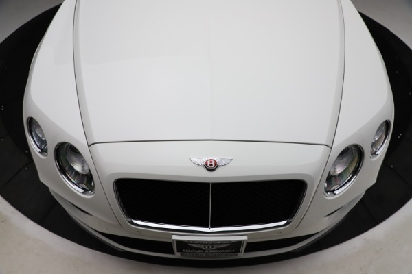 Used 2017 Bentley Continental GT V8 S for sale $144,900 at Bentley Greenwich in Greenwich CT 06830 13