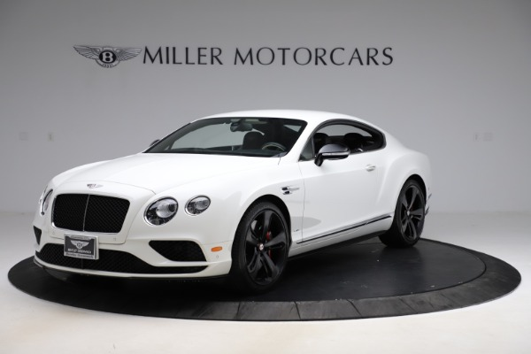Used 2017 Bentley Continental GT V8 S for sale $144,900 at Bentley Greenwich in Greenwich CT 06830 2