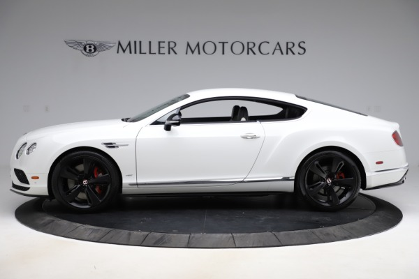 Used 2017 Bentley Continental GT V8 S for sale $144,900 at Bentley Greenwich in Greenwich CT 06830 3