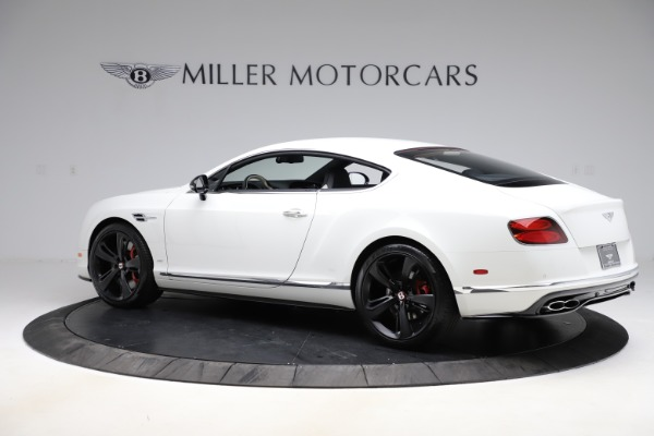 Used 2017 Bentley Continental GT V8 S for sale $144,900 at Bentley Greenwich in Greenwich CT 06830 4