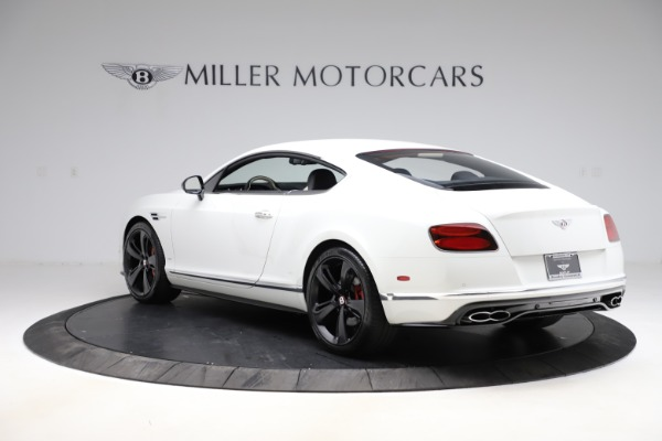 Used 2017 Bentley Continental GT V8 S for sale $144,900 at Bentley Greenwich in Greenwich CT 06830 5