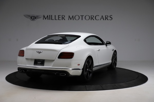 Used 2017 Bentley Continental GT V8 S for sale $144,900 at Bentley Greenwich in Greenwich CT 06830 7