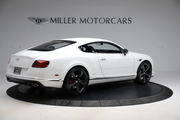 Used 2017 Bentley Continental GT V8 S for sale $144,900 at Bentley Greenwich in Greenwich CT 06830 8