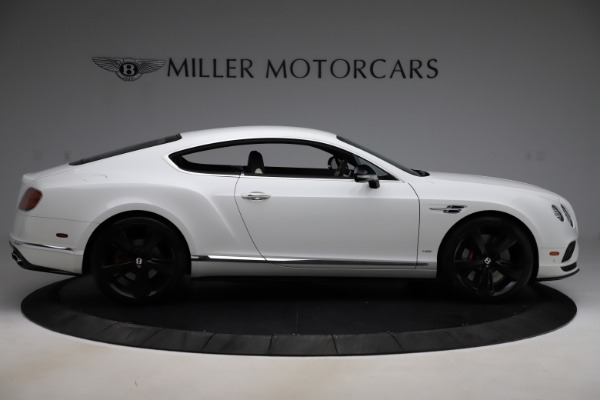 Used 2017 Bentley Continental GT V8 S for sale $144,900 at Bentley Greenwich in Greenwich CT 06830 9