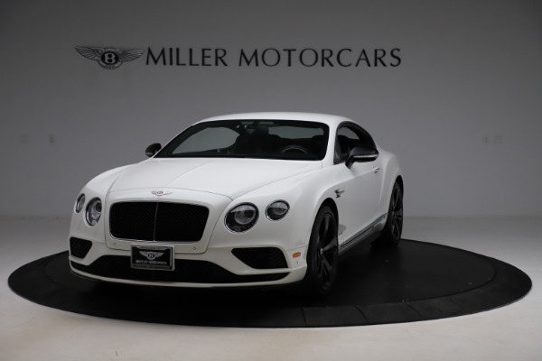 Used 2017 Bentley Continental GT V8 S for sale $144,900 at Bentley Greenwich in Greenwich CT 06830 1