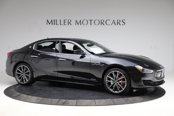 New 2021 Maserati Ghibli S Q4 GranLusso for sale Sold at Bentley Greenwich in Greenwich CT 06830 10