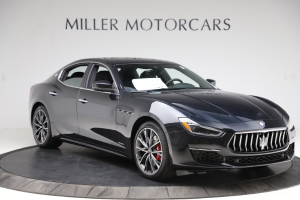 New 2021 Maserati Ghibli S Q4 GranLusso for sale Sold at Bentley Greenwich in Greenwich CT 06830 11