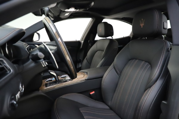 New 2021 Maserati Ghibli S Q4 GranLusso for sale Sold at Bentley Greenwich in Greenwich CT 06830 14