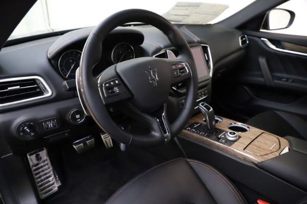 New 2021 Maserati Ghibli S Q4 GranLusso for sale Sold at Bentley Greenwich in Greenwich CT 06830 16