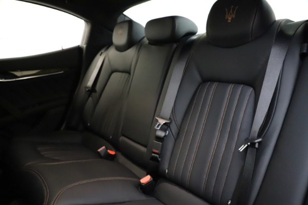 New 2021 Maserati Ghibli S Q4 GranLusso for sale Sold at Bentley Greenwich in Greenwich CT 06830 18