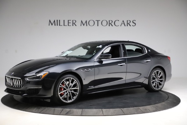New 2021 Maserati Ghibli S Q4 GranLusso for sale Sold at Bentley Greenwich in Greenwich CT 06830 2