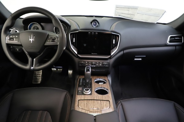 New 2021 Maserati Ghibli S Q4 GranLusso for sale Sold at Bentley Greenwich in Greenwich CT 06830 27