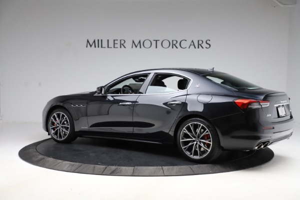 New 2021 Maserati Ghibli S Q4 GranLusso for sale Sold at Bentley Greenwich in Greenwich CT 06830 4