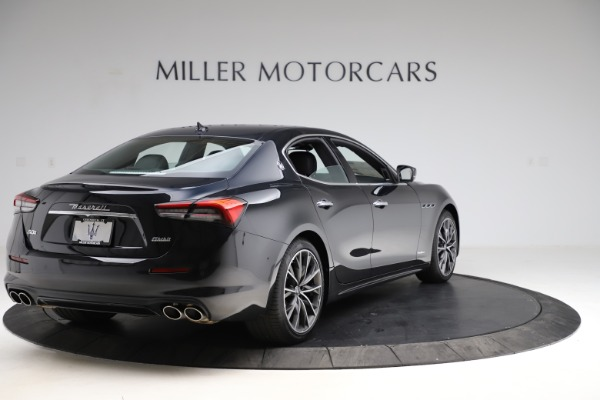 New 2021 Maserati Ghibli S Q4 GranLusso for sale Sold at Bentley Greenwich in Greenwich CT 06830 7