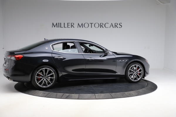 New 2021 Maserati Ghibli S Q4 GranLusso for sale Sold at Bentley Greenwich in Greenwich CT 06830 8