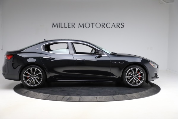New 2021 Maserati Ghibli S Q4 GranLusso for sale Sold at Bentley Greenwich in Greenwich CT 06830 9