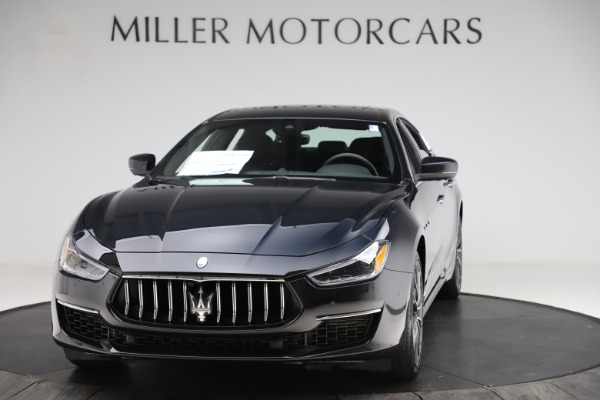 New 2021 Maserati Ghibli S Q4 GranLusso for sale Sold at Bentley Greenwich in Greenwich CT 06830 1