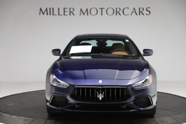 New 2021 Maserati Ghibli S Q4 for sale $90,925 at Bentley Greenwich in Greenwich CT 06830 12
