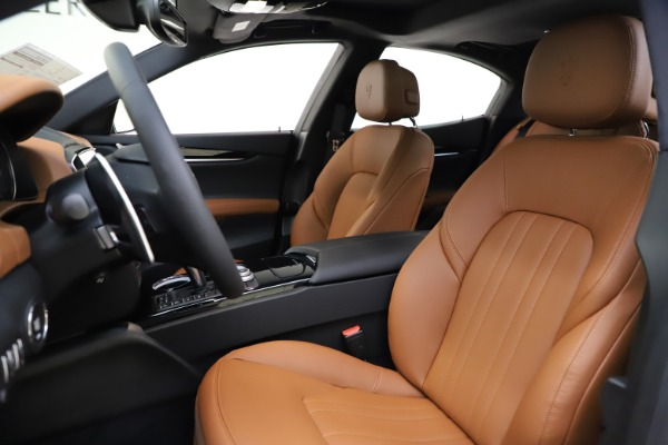 New 2021 Maserati Ghibli S Q4 for sale $90,925 at Bentley Greenwich in Greenwich CT 06830 13