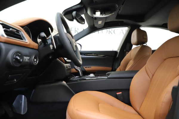 New 2021 Maserati Ghibli S Q4 for sale $90,925 at Bentley Greenwich in Greenwich CT 06830 14