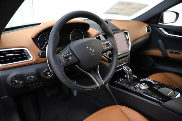 New 2021 Maserati Ghibli S Q4 for sale $90,925 at Bentley Greenwich in Greenwich CT 06830 15