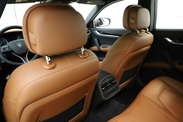 New 2021 Maserati Ghibli S Q4 for sale $90,925 at Bentley Greenwich in Greenwich CT 06830 19