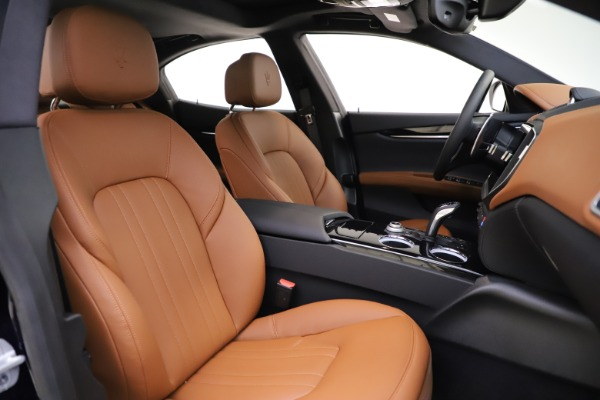 New 2021 Maserati Ghibli S Q4 for sale $90,925 at Bentley Greenwich in Greenwich CT 06830 20