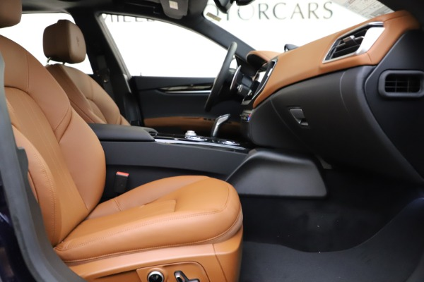 New 2021 Maserati Ghibli S Q4 for sale $90,925 at Bentley Greenwich in Greenwich CT 06830 21