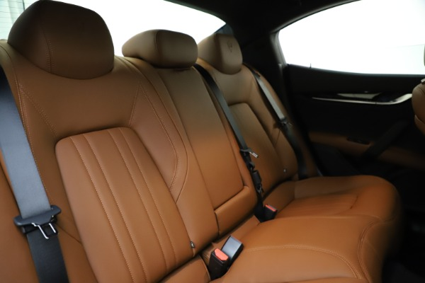 New 2021 Maserati Ghibli S Q4 for sale $90,925 at Bentley Greenwich in Greenwich CT 06830 23