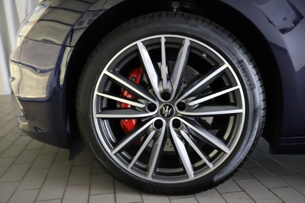 New 2021 Maserati Ghibli S Q4 for sale $90,925 at Bentley Greenwich in Greenwich CT 06830 27