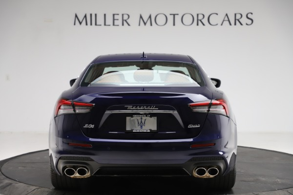 New 2021 Maserati Ghibli S Q4 for sale $90,925 at Bentley Greenwich in Greenwich CT 06830 6