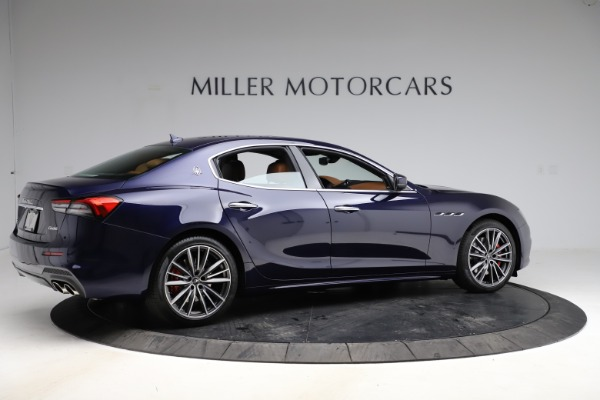 New 2021 Maserati Ghibli S Q4 for sale $90,925 at Bentley Greenwich in Greenwich CT 06830 8