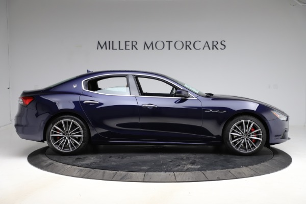 New 2021 Maserati Ghibli S Q4 for sale $90,925 at Bentley Greenwich in Greenwich CT 06830 9