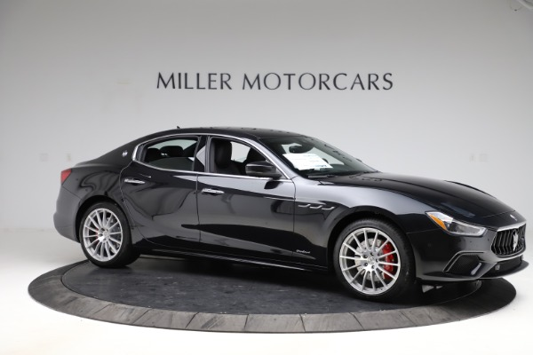 New 2021 Maserati Ghibli S Q4 GranSport for sale $98,035 at Bentley Greenwich in Greenwich CT 06830 10