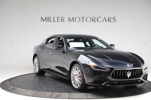 New 2021 Maserati Ghibli S Q4 GranSport for sale $98,035 at Bentley Greenwich in Greenwich CT 06830 11