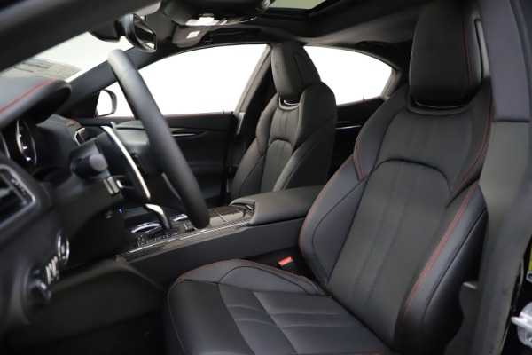 New 2021 Maserati Ghibli S Q4 GranSport for sale $98,035 at Bentley Greenwich in Greenwich CT 06830 14